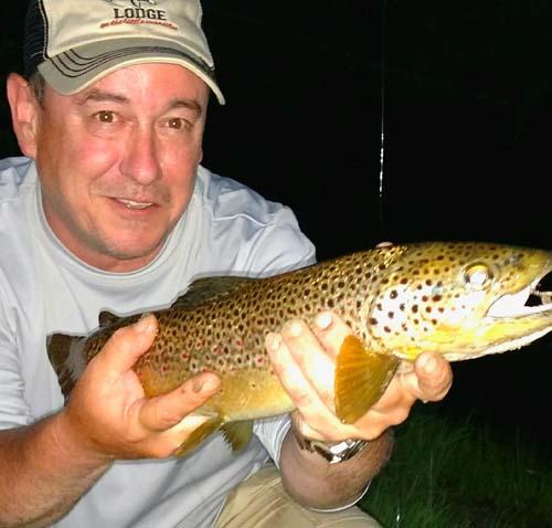 joe profile trout