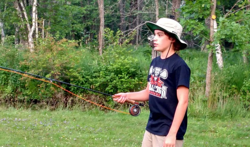 fly fishing lessons available
