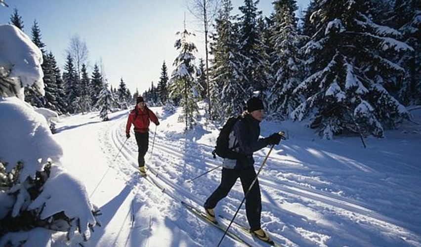 corss-country-skiing