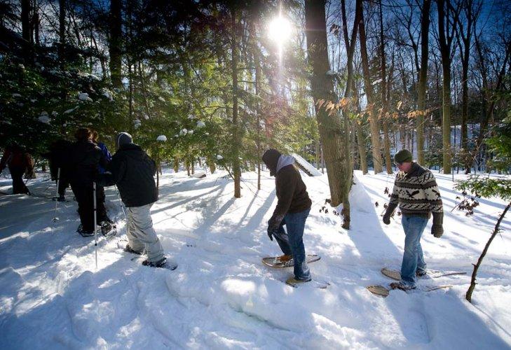 snowshoe-trails