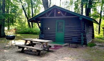 The Bobcat Cabin