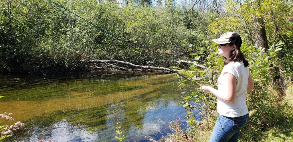 North Rivers Lodge Fishing 2019 Summer Youth Fly Fishing